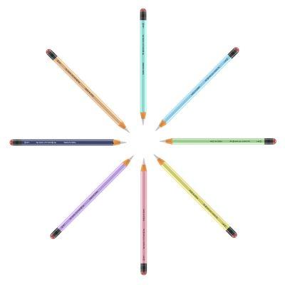 สติ๊กเกอร์ LAB.C @Skin for Apple Pencil 2