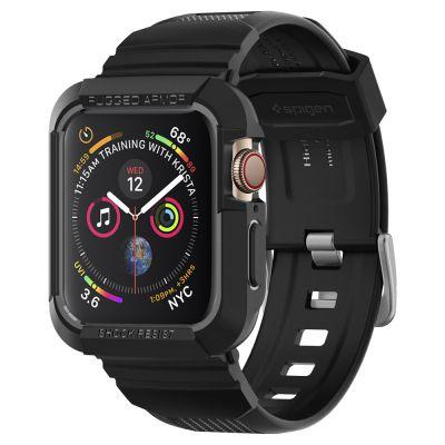 เคส SPIGEN Apple Watch 4 (44mm.) Rugged Armor Pro