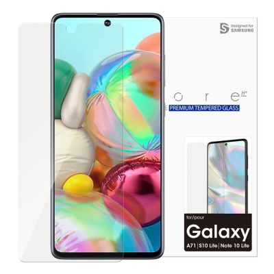 ฟิล์มกระจก ARAREE Core H+ Tempered Glass for Galaxy A71, S10 Lite, Note 10 Lite