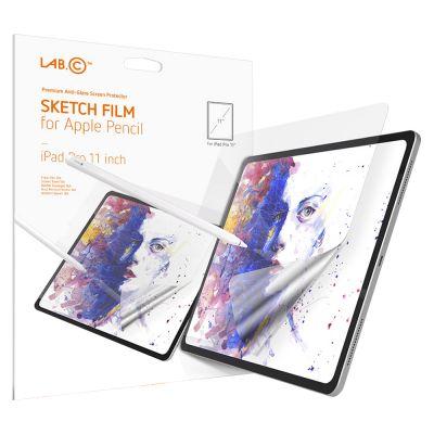 """ฟิล์ม LAB.C iPad Pro 11"""" Sketch Film for Apple Pencil"""