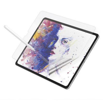 """ฟิล์ม LAB.C iPad Pro 12.9"""" Sketch Film for Apple Pencil : Clear"""