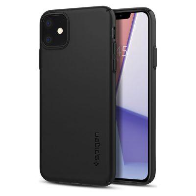 เคส SPIGEN iPhone 11 Thin Fit Air : Black