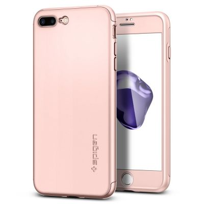 เคส SPIGEN iPhone 7 Plus Air Fit 360