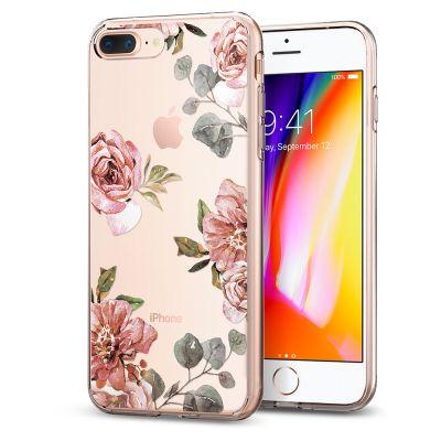 เคส SPIGEN iPhone 8/7 Plus Liquid Crystal Aquarelle
