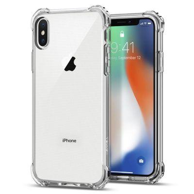 เคส SPIGEN iPhone X Rugged Crystal