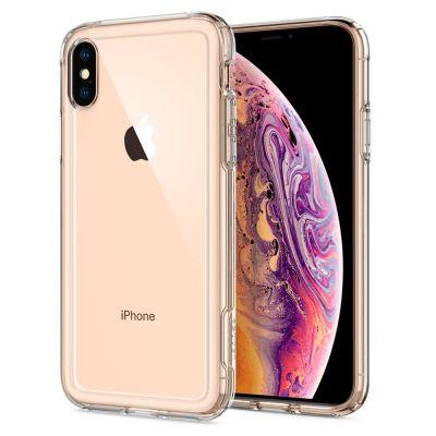 เคส SPIGEN iPhone XS Crystal Hybrid