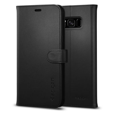 เคส SPIGEN Galaxy S8 Wallet S