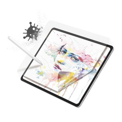 "LAB.C ฟิล์มกระดาษ iPad Pro (12.9"") 2021/2020/2018 Anti-Bacterial Sketch Film"