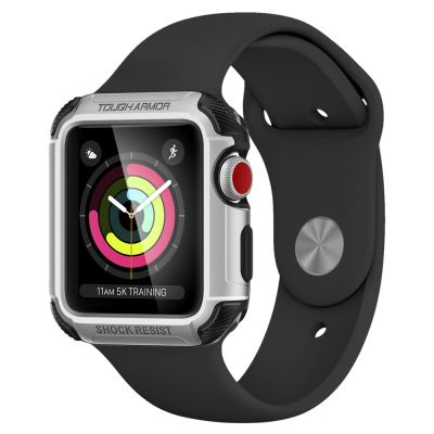 เคส SPIGEN Apple Watch 3/2 (42mm.) Tough Armor 2