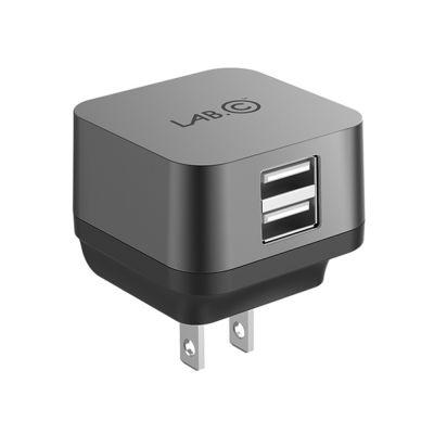 หัวชาร์จ LAB.C X2, 2Port USB Wall Charger 2.4A