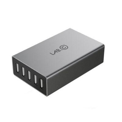 หัวชาร์จ LAB.C X5, 5 Port USB Wall Charger
