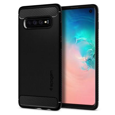 เคส SPIGEN Galaxy S10 Rugged Armor