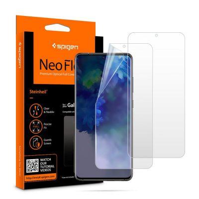 ฟิล์ม SPIGEN Galaxy S20+ Steinheil Film : Neo Flex HD (front 2)