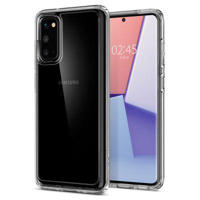 เคส SPIGEN Galaxy S20 Ultra Crystal Hybrid