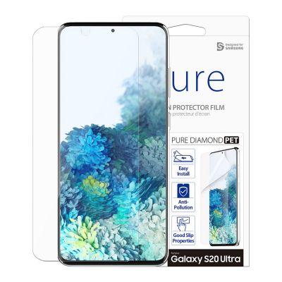 ฟิล์ม ARAREE Galaxy S20 Ultra Pure Diamond PET