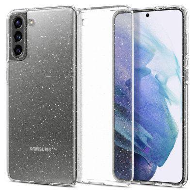 เคส SPIGEN Galaxy S21+ Liquid Crystal Glitter