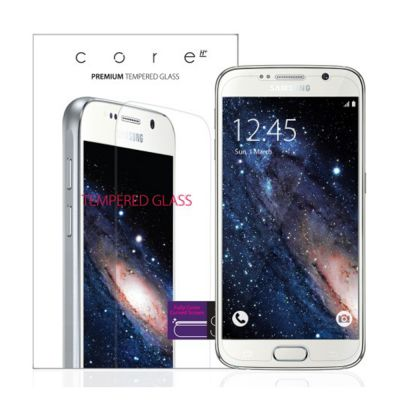 ฟิล์มกระจก ARAREE Galaxy S6 Core H+ Tempered Glass Full Covered
