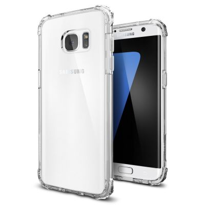 เคส SPIGEN Galaxy S7 Edge Crystal Shell