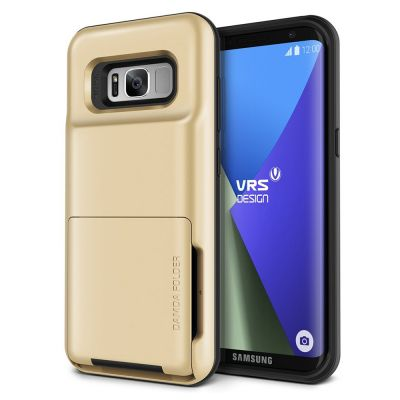 เคส VRS DESIGN Galaxy S8+ Damda Folder