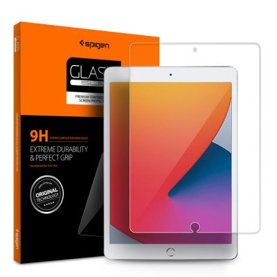 "ฟิล์ม SPIGEN iPad 10.2"" 8th (2020) / iPad 7th (2019) Tempered Glass"