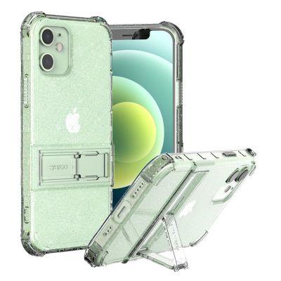 เคส ARAREE iPhone 12 Mini Mach Stand Glitter