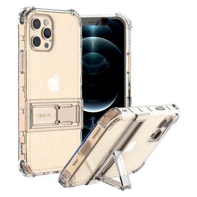 เคส ARAREE iPhone 12 Pro Max Mach Stand Glitter
