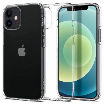 เคส SPIGEN iPhone 12 Mini Liquid Crystal