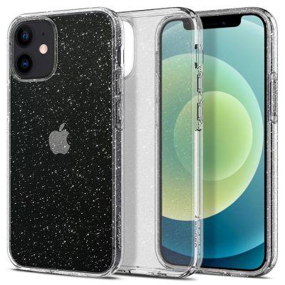 เคส SPIGEN iPhone 12 Mini Liquid Crystal Glitter