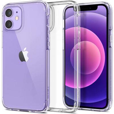 เคส SPIGEN iPhone 12 Mini Crystal Hybrid