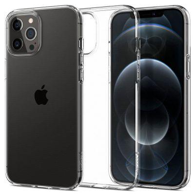 เคส SPIGEN iPhone 12 Pro Max Liquid Crystal