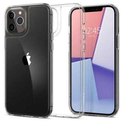 เคส SPIGEN iPhone 12 Pro Max Quartz Hybrid