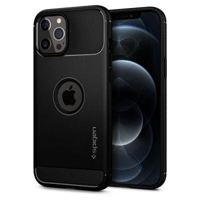 เคส SPIGEN iPhone 12 Pro Max Rugged Armor