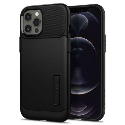 เคส SPIGEN iPhone 12 Pro Max Slim Armor