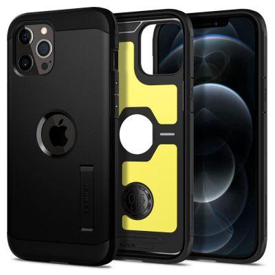 เคส SPIGEN iPhone 12 Pro Max Tough Armor