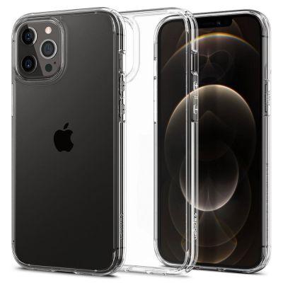 เคส SPIGEN iPhone 12 Pro / 12 Crystal Hybrid
