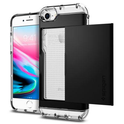 เคส SPIGEN iPhone SE (2020) | 8 | 7 Crystal Wallet