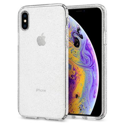 เคส SPIGEN iPhone XS Liquid Crystal Glitter