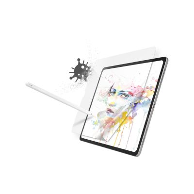 "ฟิล์ม LAB.C iPad Pro 11"" Anti-Bacterial Sketch Film (2020 / 2018 Compatible)"