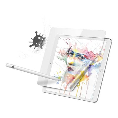 ฟิล์ม LAB.C Anti-Bacterial Sketch Film (iPad Air 2019)(iPad Pro 10.5 Compatible)
