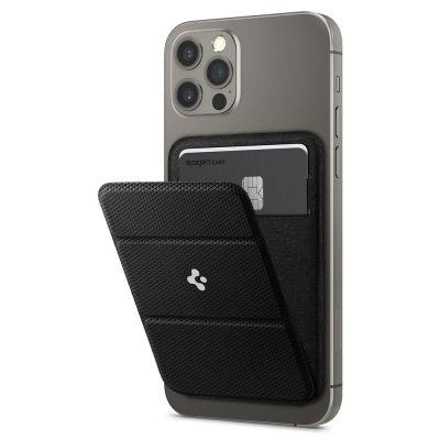 กระเป๋าใส่บัตร SPIGEN MagSafe Card Holder Smart Fold Wallet