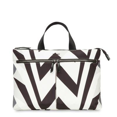 """กระเป๋า KNOMO COPENHAGEN V&A Collection, 14"""" Slim Briefcase"""