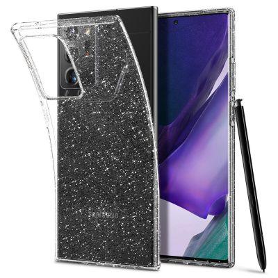 เคส SPIGEN Galaxy Note20 Ultra รุ่น Liquid Crystal Glitter