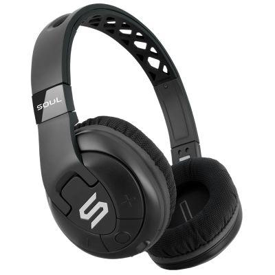 หูฟัง SOUL X-TRA, Performance Bluetooth Over-Ear Headphone for Sports