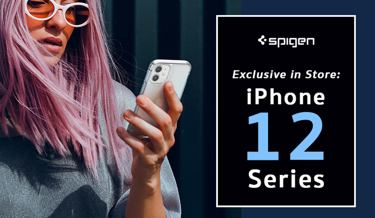 Exclusive in Store: iPhone 12 Series